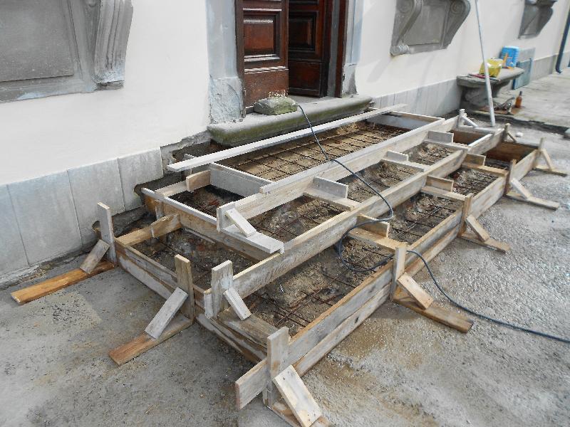 Impresa edile specializzata nella ristrutturazione e for Scale esterne per villette